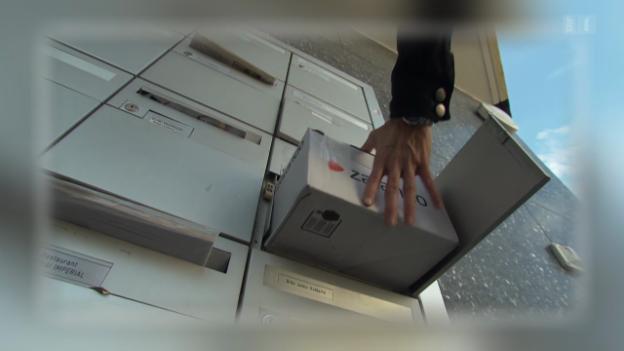 Video «Päckli-Klau aus Briefkasten: Post verweigert Entschädigung» abspielen
