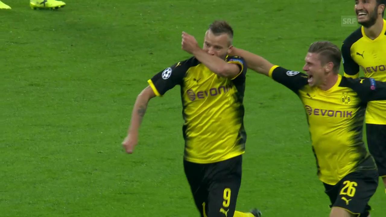 Dortmunds Sturmjuwel Jarmolenko
