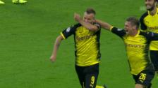 Link öffnet eine Lightbox. Video Dortmunds Sturmjuwel Jarmolenko abspielen