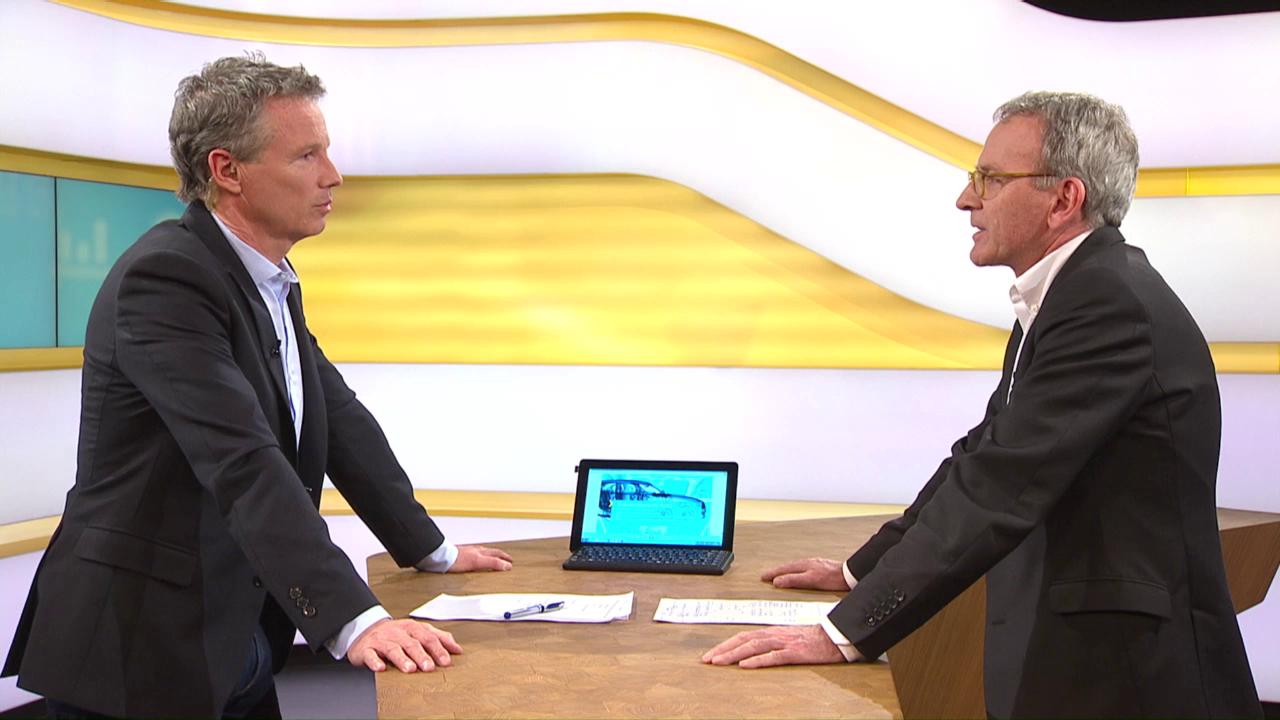 Studiogespräch mit Adrian Lobsiger, Eidgenössischer Datenschutzbeauftragter