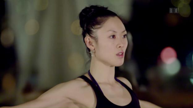 Video «Maiko - «Dancing Child»» abspielen