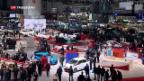 Video «Autosalon Genf» abspielen