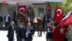 Video «Türkei gedenkt Weltkriegs-Schlacht» abspielen