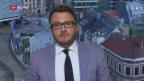 Video «Einschätzungen aus Brüssel» abspielen