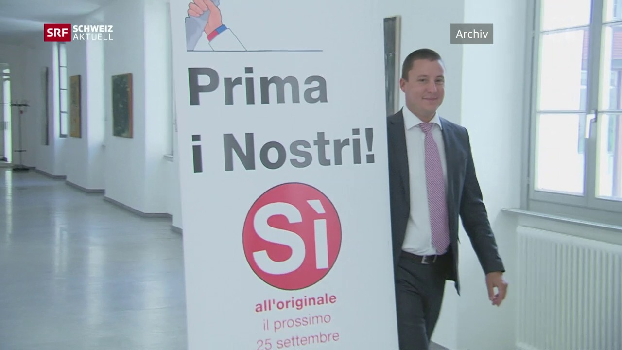 Initiative «Prima i Nostri!» - Wir zuerst