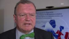 Video «Politikwissenschaftler Longchamp: «Ähnlichkeiten mit 1:12-Initiative»» abspielen