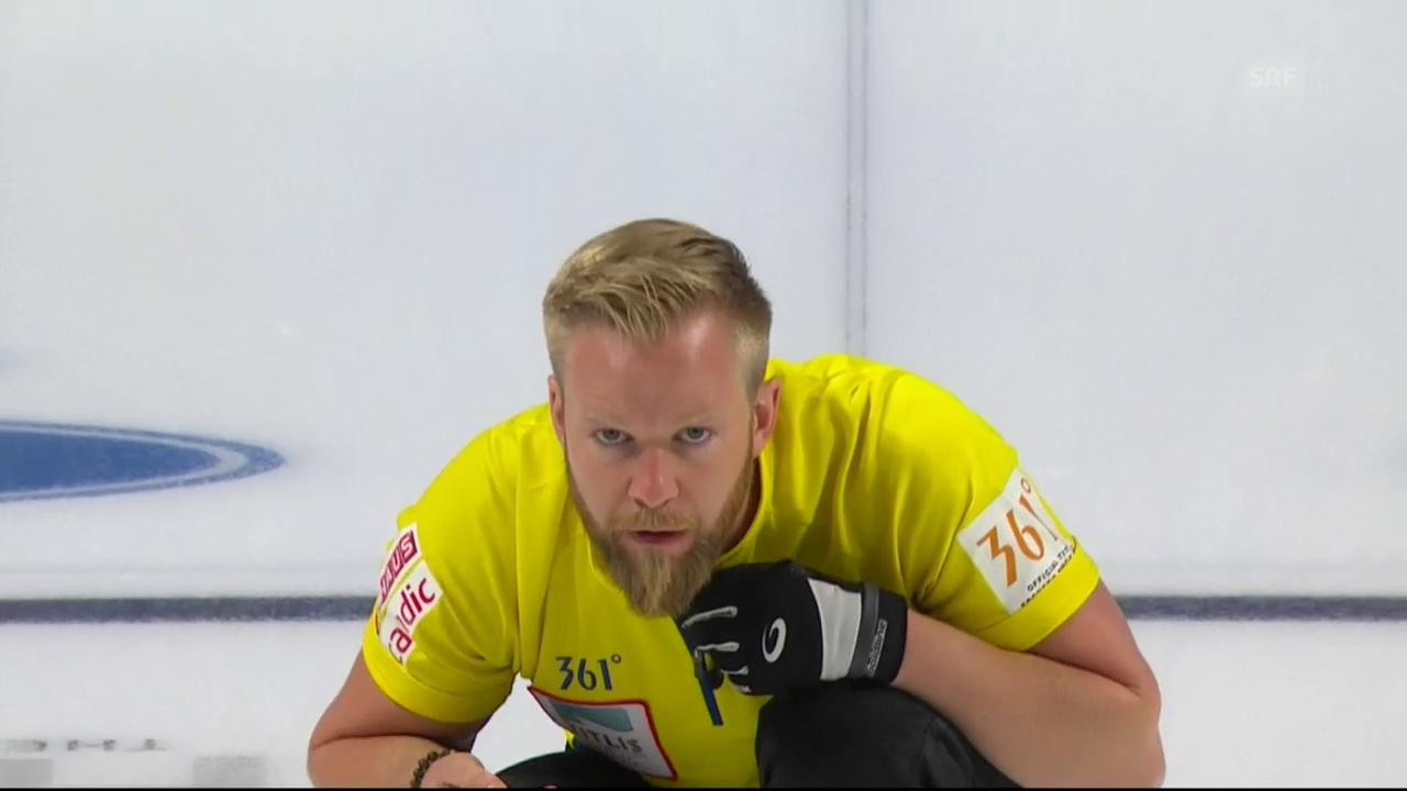 Edin führt Schweden zu WM-Gold