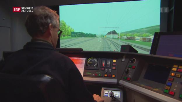 Video «Labor für selbstfahrende Züge» abspielen
