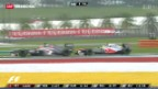 Video «Sebastian Vettel übernimmt die WM-Führung» abspielen
