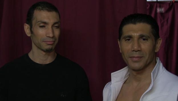 Video «Ivan Pellegrini über seine Krebs-Heilung» abspielen
