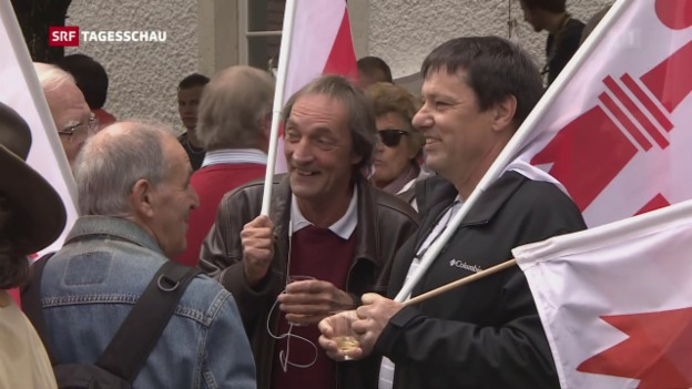 Video «Zwei bernjurassische Dörfer gegen Kantonswechsel» abspielen