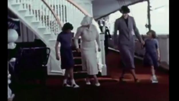 Video «Kinderaufnahmen der Queen (unkommentiert)» abspielen