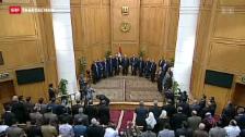 Video «Ungewisse Zukunft in Ägypten» abspielen