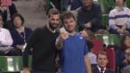 Video «Te: ATP Tokio, Selfie Wawrinka_Paire» abspielen