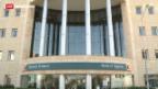 Video «Zypern-Hilfspaket auf Buckel der Bankkunden» abspielen