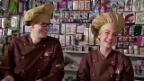 Video «Rebecca Odermatt und Thomas Ramseier – StartUp MiniSchoggi» abspielen