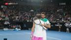 Video «Bitteres Out für Nadal» abspielen