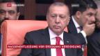 Video «Nachrichten aus dem Ausland» abspielen