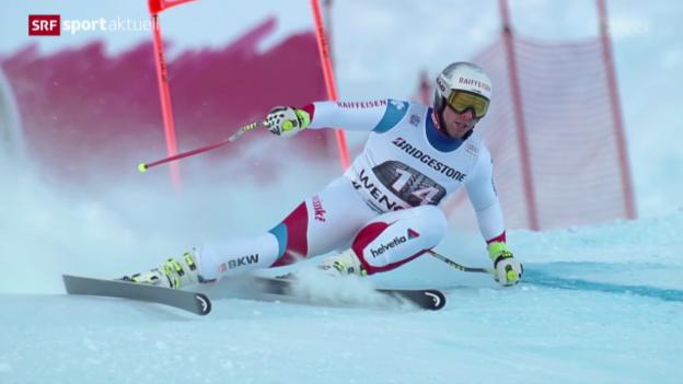 Video «Ski alpin: Beat Feuz' Comeback» abspielen