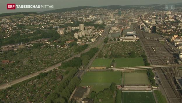 Video «GC und FCZ initiieren Stadionbau» abspielen