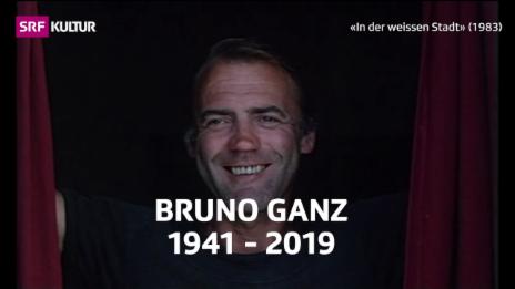 Link öffnet eine Lightbox. Video Ein grosser Schweizer Schauspieler: Bruno Ganz ist gestorben abspielen