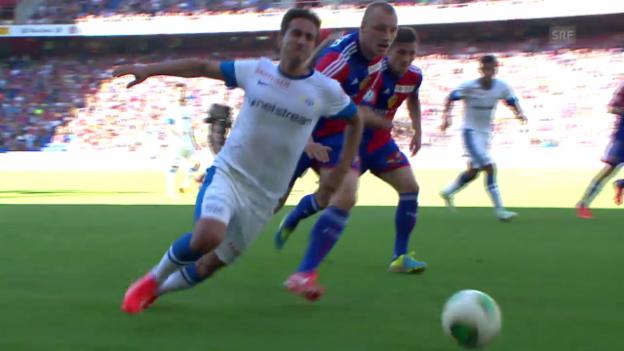 Video «Fussball: «Zürcher Tage» für den FC Basel» abspielen