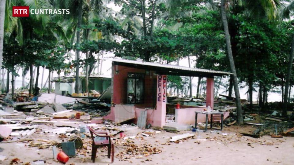 10 onns suenter la catastrofa dal tsunami en l'Asia