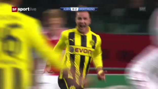 Video «Götzes Tore und Vorlagen in der Champions League 2012/13» abspielen