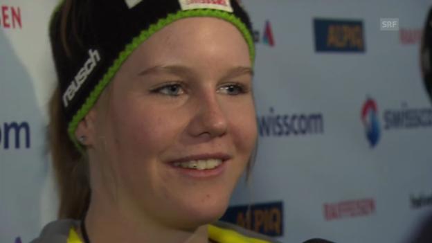 Video «Ski-WM: Teamwettbewerb, Aufgebot Swiss-Ski» abspielen