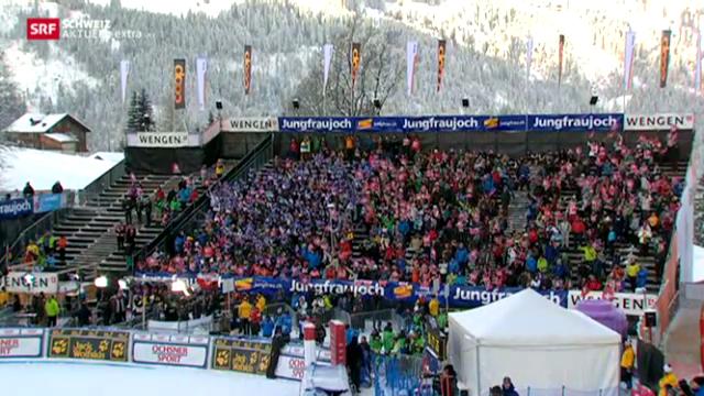 Schweiz aktuell extra vom 18.01.2013