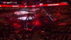 Video «Allgemeines: Der Superzehnkampf im Hallenstadion» abspielen
