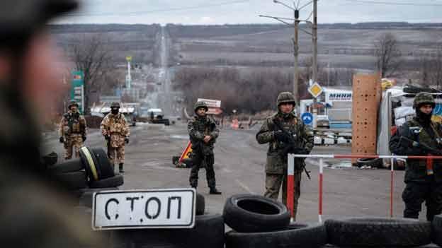 Die Menschen in der Ostukraine haben genug von dem Konflikt
