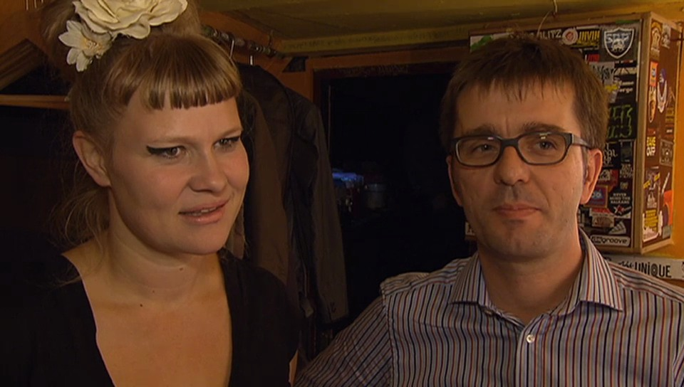 Nicole und Daniel Bernegger über die familiäre Unterstützung