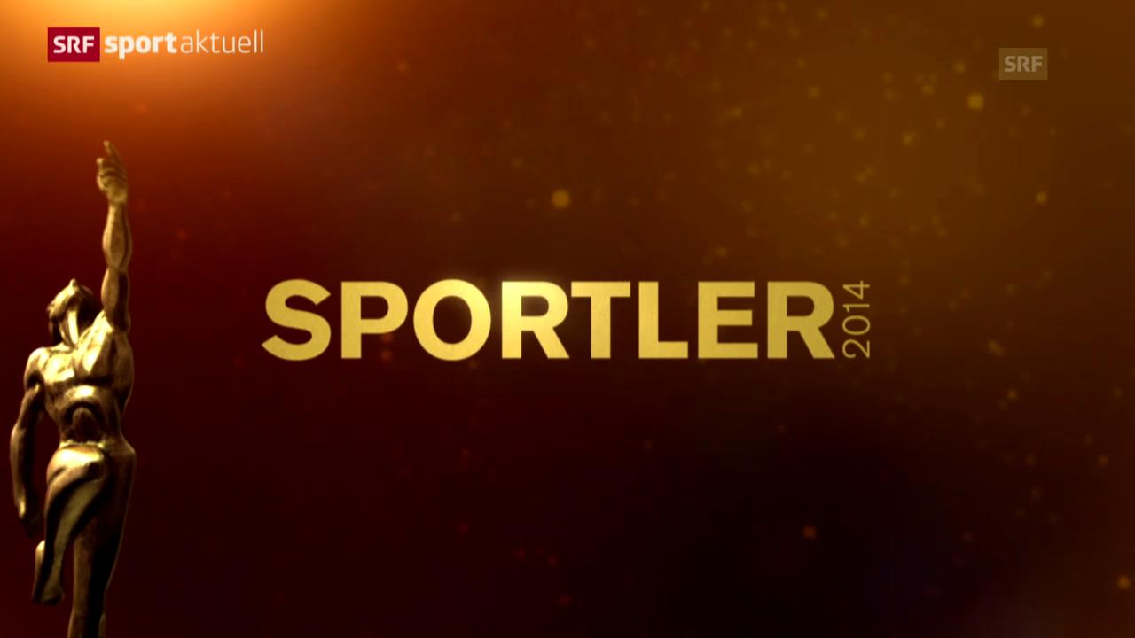 Sport Awards: Wer wird «Sportler des Jahres»?