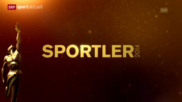 Video «Sport Awards: Wer wird «Sportler des Jahres»?» abspielen