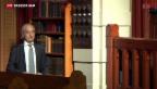 Video «Schweizer Juden zunehmend beunruhigt» abspielen