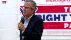 Video «Jeb Bush kündigt Kandidatur an» abspielen