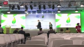 Video «Ringen um ein Abkommen zur CO2-Reduktion» abspielen
