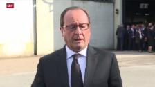 Video «Vor Treffen: EU-Innenminister machen Standpunkt klar» abspielen