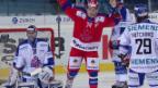 Video «Eishockey: Spengler Cup, Highlights ZSKA - Rochester («sportlive», 27.12.2013)» abspielen