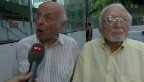 Video «Emotionaler Rückblick für zwei Clownlegenden» abspielen