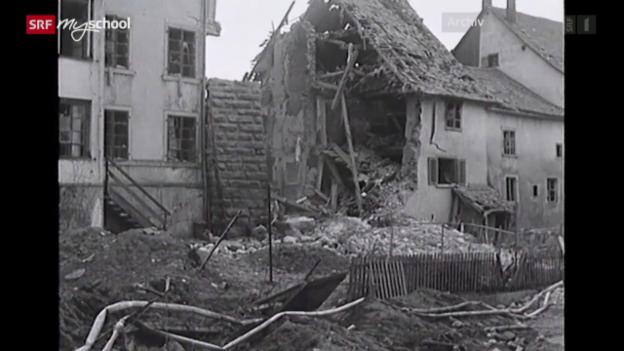 Video «Die Bombardierung von Schaffhausen» abspielen