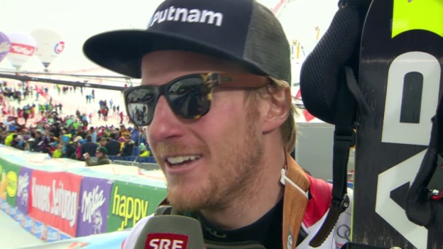Video «Ski alpin: RS M Sölden, Siegerinterview Ligety» abspielen