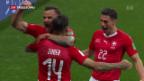 Video «Unentschieden macht Schweiz stolz» abspielen