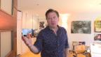 Video ««G&G»-Serie «Glütet & Gfröged»: Beat Schlatter» abspielen
