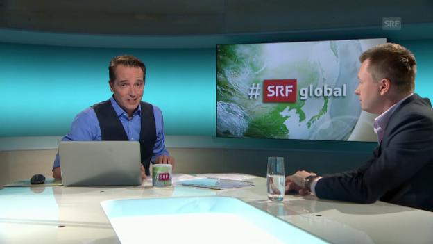 Video «Europas Richter schützen Russlands Homosexuelle» abspielen
