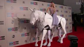 Video «Jedes Jahr verrückt: «American Music Awards»» abspielen