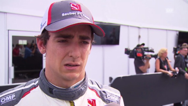 Video «F1, GP Kanada: Stimmen Sauber» abspielen