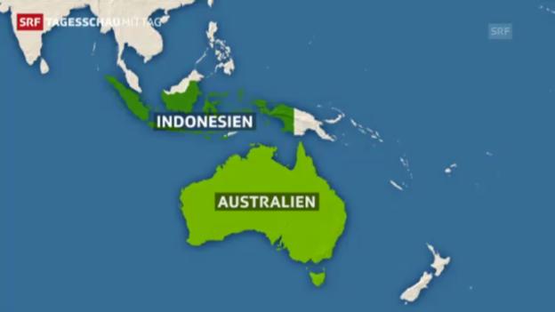 Video «Australien will keine Bootsflüchtlinge mehr» abspielen