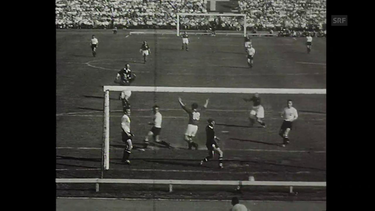 WM 1954: Schweiz - Österreich